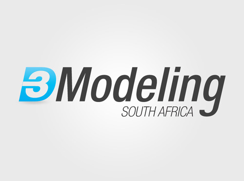 Logo designed Architectural modeling in South Africa