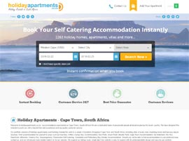 Ads Management for an Accommodation Company throughout South Africa